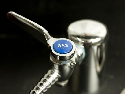 Gas tap
