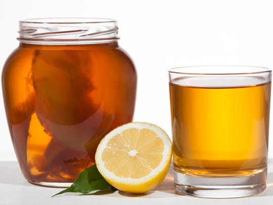 Kombucha is a superfood that is easy to make.