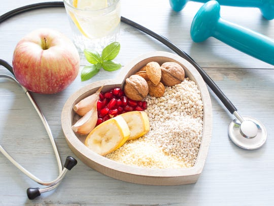 The connection between diabetes and heart health.