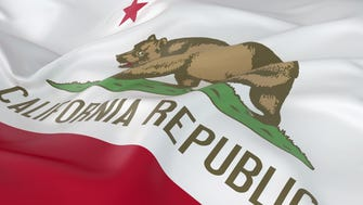 The Golden State -- its flag seen here -- has the nation's highest supplemental poverty rate, at 23.4%.