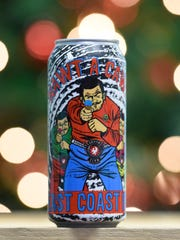 Nawt A Cawp, an East Coast IPA from Griffin Claw Brewing