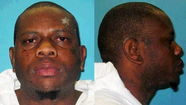 Charles Brownlow Jr., is shown in a booking photo Oct. 29, 2013 provided by the Terrell Police Depart following his arrest as a suspect in a shooting spree in Terrell, Texas, that left five people dead.