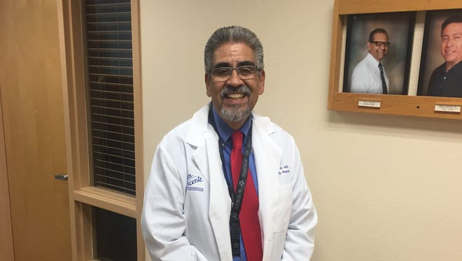 Dr. Jose Luna, CEO of San Vicente Family Health Center, will speak at the health summit Thursday at the Wyndham El Paso Airport Hotel, 2027 Airway Blvd.