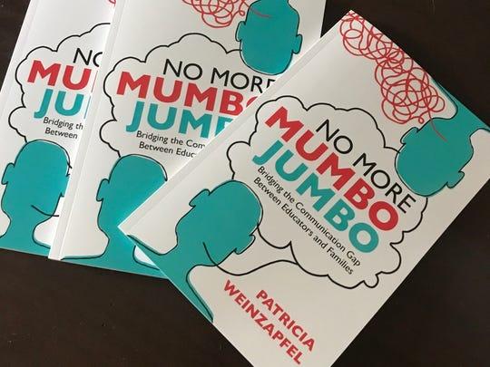 """Patricia Weinzapfel wrote """"No More Mumbo Jumbo"""" to"""