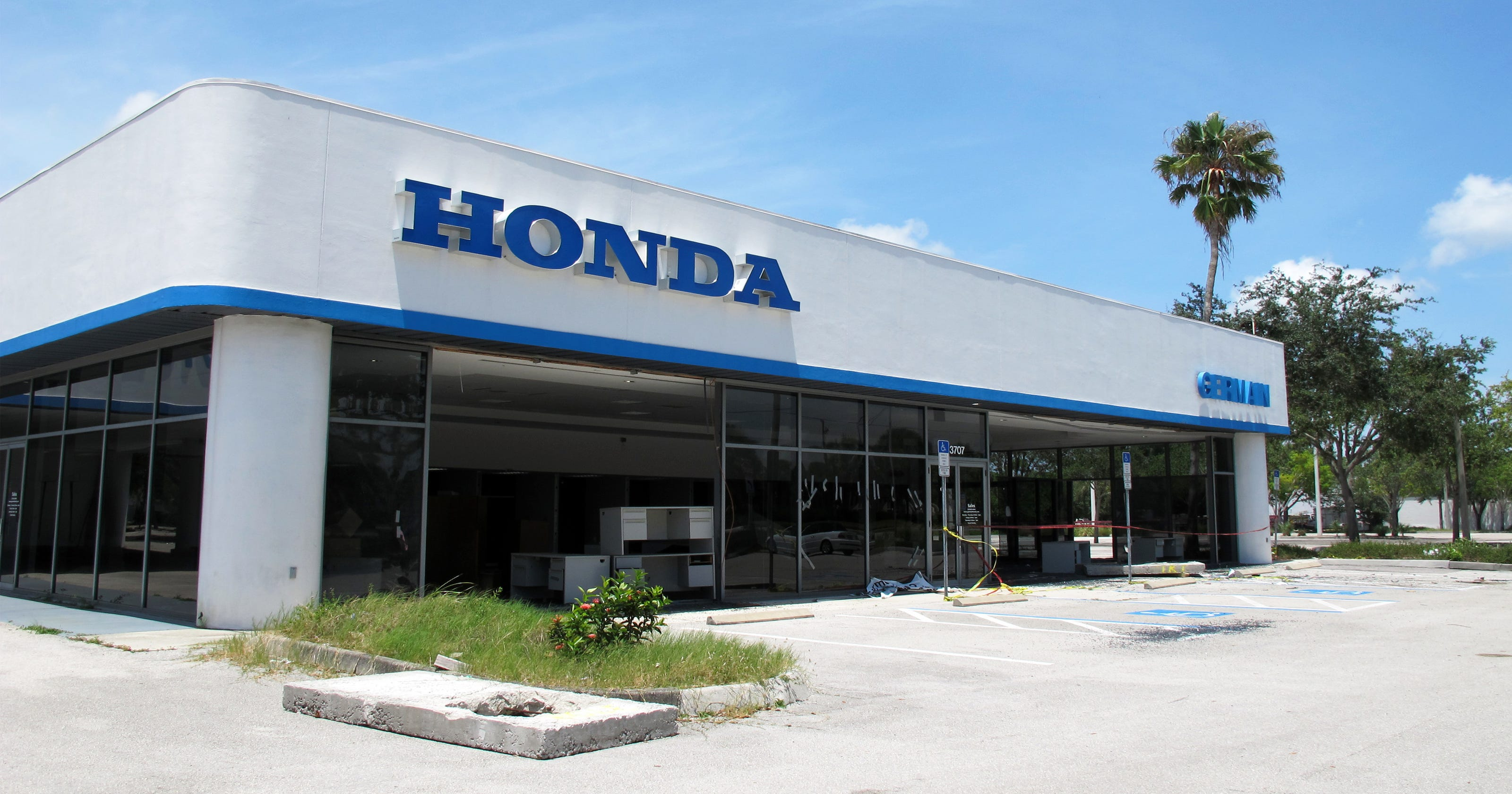 In The Know Old Germain Honda Site To Be Razed For New