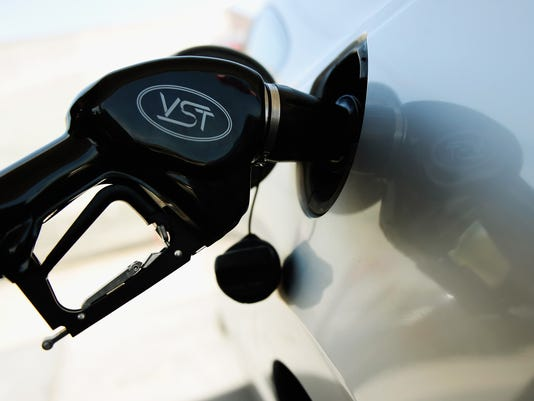 Higher Gas Prices Spur Rise In Consumer Price Index