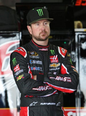 Kurt Busch is being sued by Sports Management Network for in excess of $1.4 million.