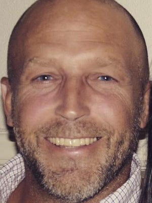 Haddon Heights wrestling coach Mike Ahern