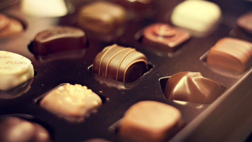 Old Town's annual Chocolate Walk runs Thursday, Feb. 8 from 3 p.m. to 7 p.m., along Turner Street in downtown Old Town.