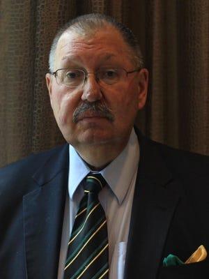 Retired U.S. Immigration Court Judge Paul Wickham Schmidt