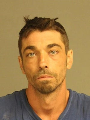 Chad Wicker was charged Tuesday after police say he was involved with running a meth lab in Westland.