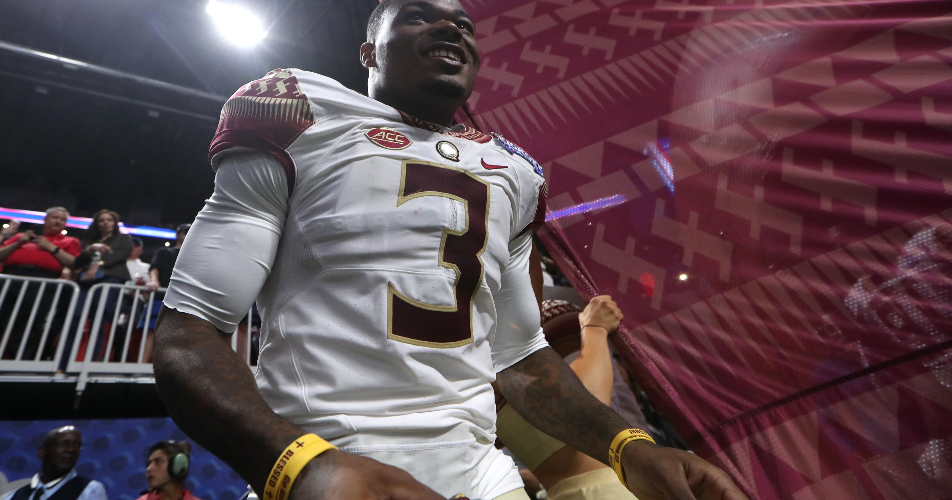 huge discount a3a92 4a57f FSU safety Derwin James to skip Independence Bowl
