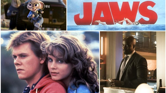 'Zootopia,' 'Jaws,' 'Footloose' and 'Marvel's Luke
