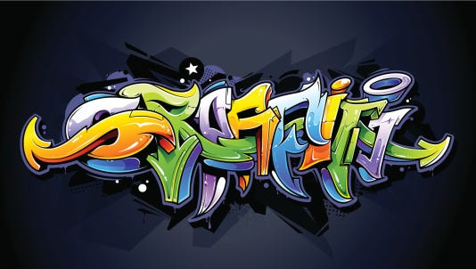 Graffiti database