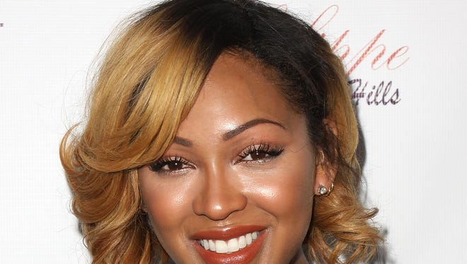 Meagan Good on Sept. 10 in Los Angeles.