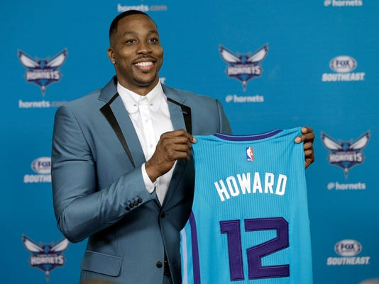 buy popular f030b 7251d Why Charlotte Hornets owner Michael Jordan traded for Dwight ...