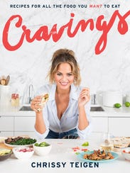 'Cravings' by Chrissy Teigen is a No. 1 USA TODAY best