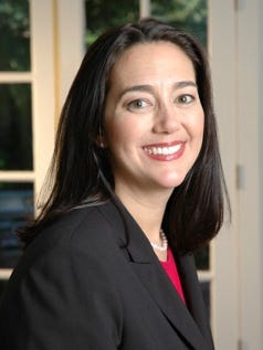 "Erin Gruwell, whose story of courage and passion was the inspiration for the major motion picture ""Freedom Writers,"" will be visiting Manitowoc on August 20."