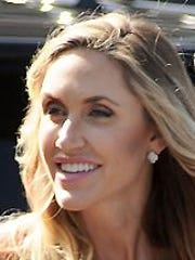 Lara Trump, who is married to Eric Trump, son of Donald Trump