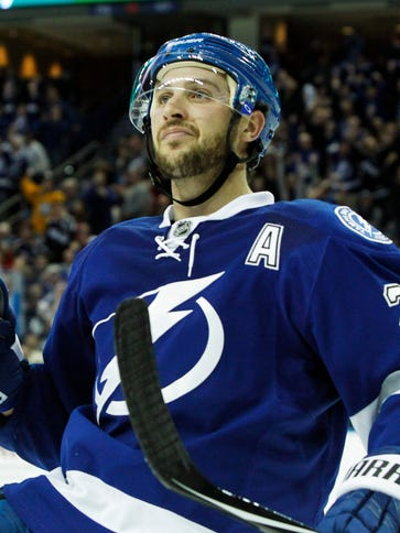 Ryan Callahan has four goals in two games against the
