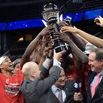 Cincinnati Bearcats headed to Nashville in same NCAA Tournament region as Kentucky, will face Georgia State
