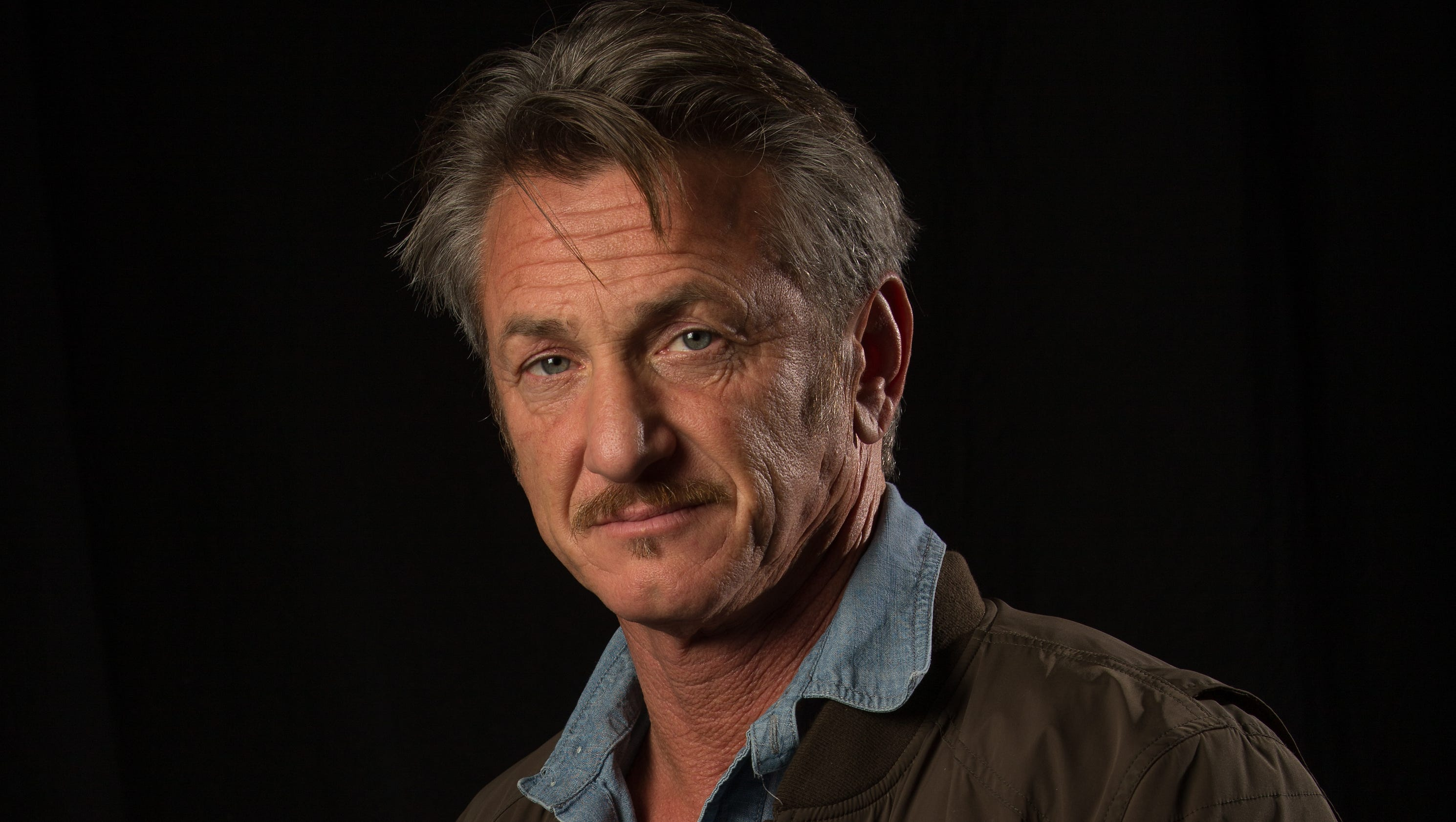 Sean Penn is a bulletp...