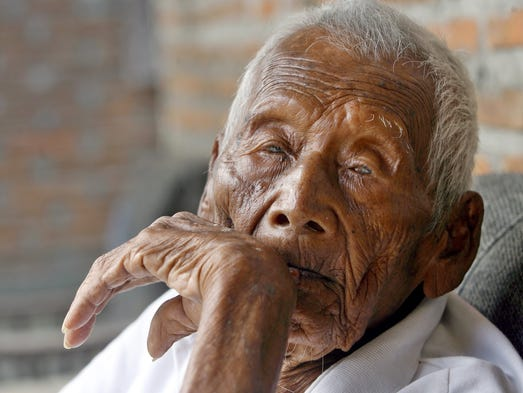 world 39 s oldest person maybe but indonesia man dead at 146. Black Bedroom Furniture Sets. Home Design Ideas