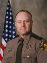 Sheriff Paul Fitzgerald