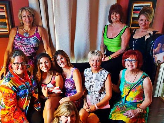 Wearable Art  Models Michele Crowley, Lauren Pence,