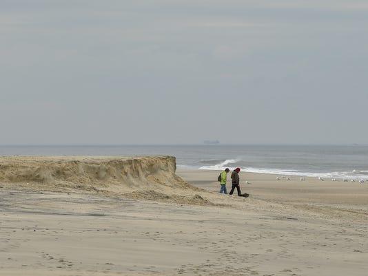 News: Beach Change