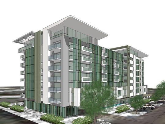 Envy condominium complex