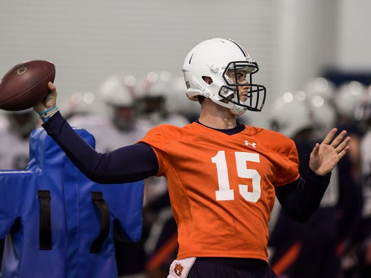 Jarrett Stidham could be the missing piece Auburn needs