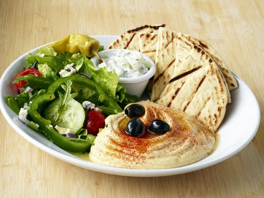Zoes Kitchen is known for its fast-casual take on Mediterranean food.