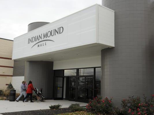 Indian Mound Mall reopening