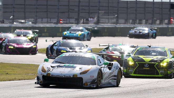 Due to a reshuffling of the schedule after the coronavirus shutdown, IMSA and its premier WeatherTech SportsCar Championship is making a return trip to Daytona for a July 4 race.