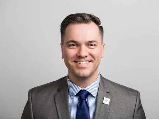 Austin Petersen, a former Libertarian Party presidential