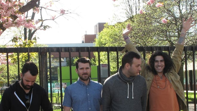 Alternative rock band Brand New announced a fall headlining tour this week that will include a stop at the El Paso County Coliseum, 4100 E. Paisano, on Nov. 3.