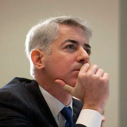 Bill Ackman is the CEO and Portfolio Manager of Pershing Square Capital Management.