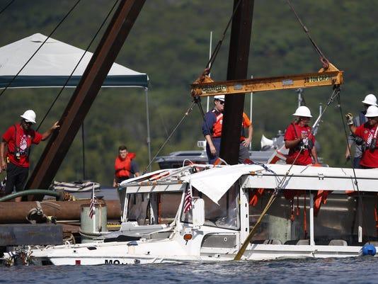 Missouri Boat Accident Lawsuit