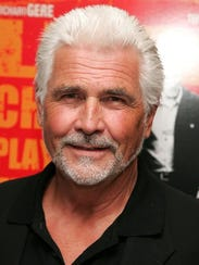 James Brolin stars as Cybill Shepherd's cowboy love