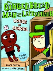 "Laura Murray's ""The Gingerbread Man and the Leprechaun"