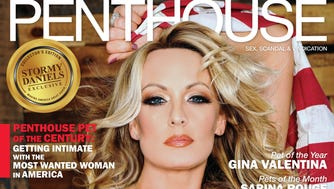 'Penthouse' magazine May-June 2018 issue