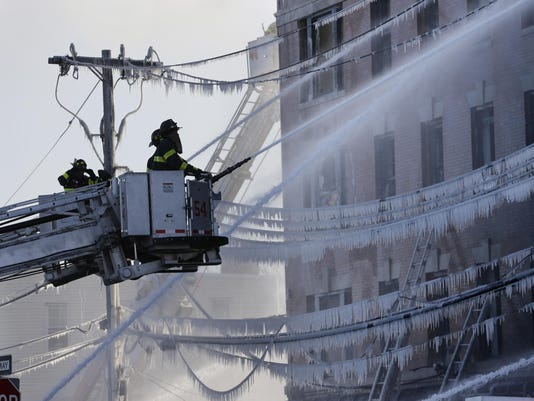Bronx Building Fire (3)