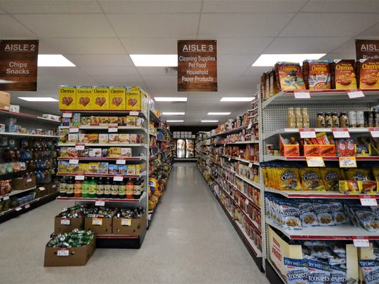 Whitner Street Grocery opened up at 511 W. Whitner St. in late 2017. It's a scratch-and-dent grocery store designed to serve residents living on the west side of Anderson who don't have easy access to a typical supermarket.