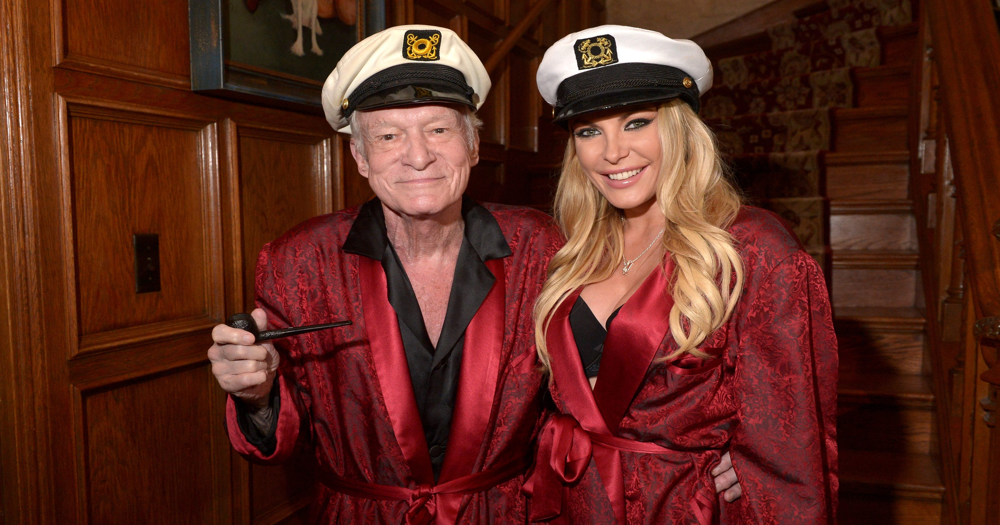 Playboy magazine founder Hugh Hefner dies at 91 547dc9b42137