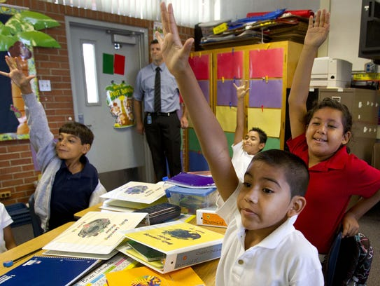 Arizona's prior-year funding system has been in place