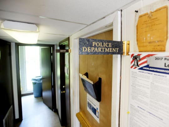 As of July 11, Clarence has no functioning police department.