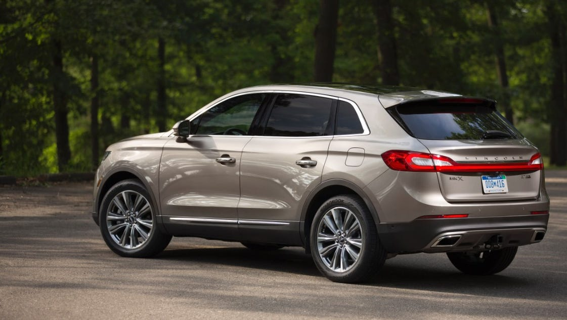 SUV review: 2016 Lincoln MKX luxury crossover