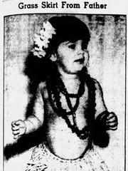 Van Atta's daughter Susan.