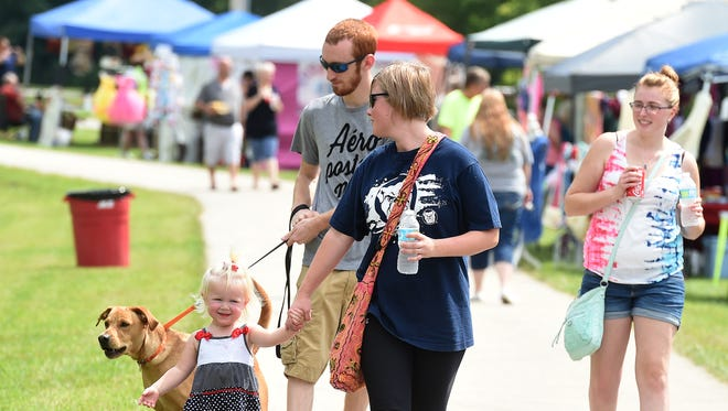 File photo from 2016 of Archway Days in Centerville.